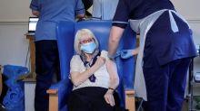 UK doctors seek review of 12-week gap between vaccine doses