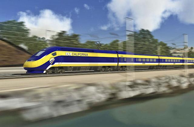 California Republicans want to block high-speed rail funding