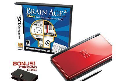Confirmed: Brain Age 2 bundle incoming