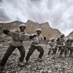 Avalanche hits Indian army post in Himalayas, 6 killed
