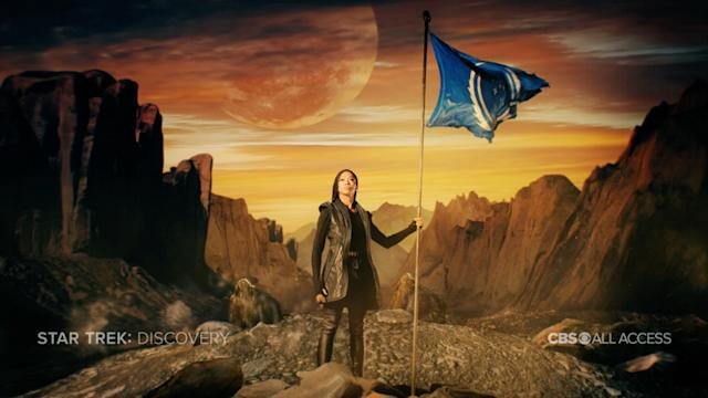 'Star Trek: Discovery' season 3 starts streaming on October 15th