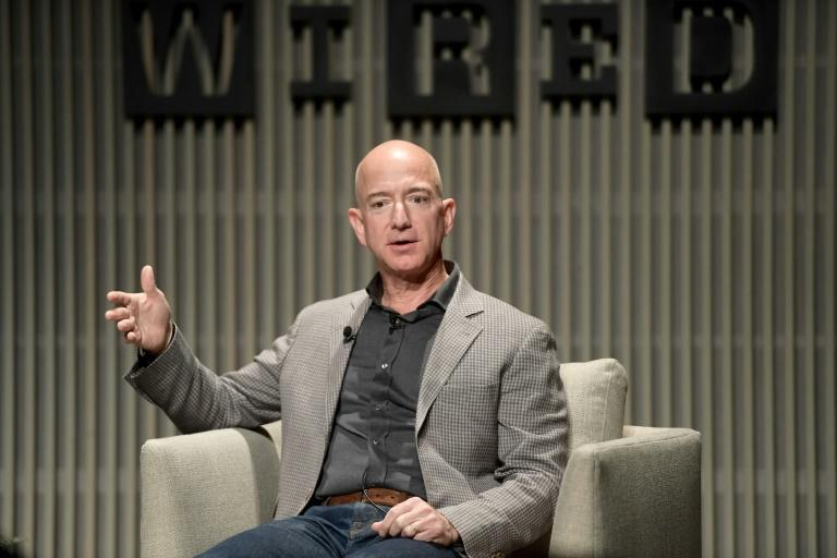 Amazon's Bezos, world's wealthiest man, to divorce
