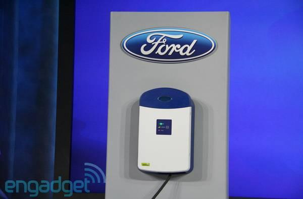 Ford partners with Leviton and Best Buy for $1,499 Focus Electric charging station