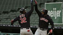 Why aren't the Cleveland Indians hitting better this year? Hey, Hoynsie