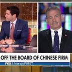 Could Hunter Biden's stepping down from Chinese firm be seen as an admission of guilt?