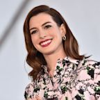 Anne Hathaway calls out female Alabama law makers for 'complicity' passing 'fetal heartbeat' law