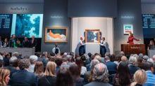 A Billion Dollar Week of Sales at Sotheby's Worldwide