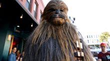 Möge die Macht mit ihm sein: Chewbacca hat einen tierischen Nachahmer