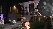 'Piece of scum': Family heartbroken after thief steals Christmas decorations
