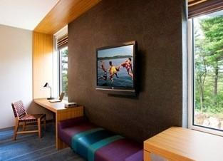 Cupertino hotel installs Apple TVs in every room