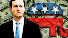 'That's robbery': Concerns mount over Jared Kushner's role in GOP money machine