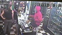 San Clemente smoke shop robbery caught on video