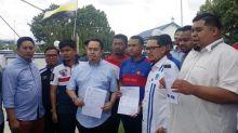 DAP's Nga accused of insulting Perak MB