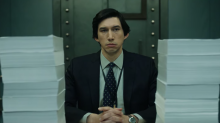 'The Report' First Trailer: Adam Driver and Annette Bening Expose the CIA in Oscar Hopeful