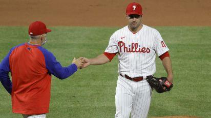 Lineup blunder wreaks havoc on Phillies game