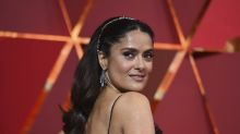Salma Hayek Brought a Mariachi Band to Cannes Film Festival
