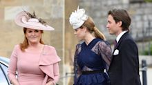 Is Princess Beatrice's wedding off? Sarah Ferguson says it's postponed as coronavirus pandemic continues