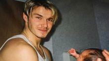 Érase una vez un padrazo llamado David Beckham