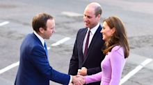 The Duke and Duchess of Cambridge attend Mental Health Summit for first joint public duty since Prince Louis' birth