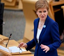 Scots face tougher 'traffic lights' lockdown system as Sturgeon draws up more severe rules