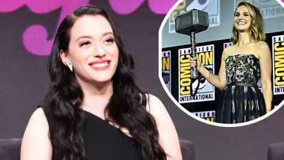 Kat Dennings Had the Perfect Reaction to 'Genius' Casting of Natalie Portman as Thor (Exclusive)