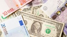 Dollar Ticks Up Against Euro, Pound; ECB, BoE in Focus