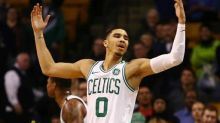 Morris drills game-winner as Celtics stun Thunder