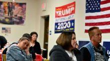 En Pennsylvanie, Donald Trump n'électrise pas ses partisans