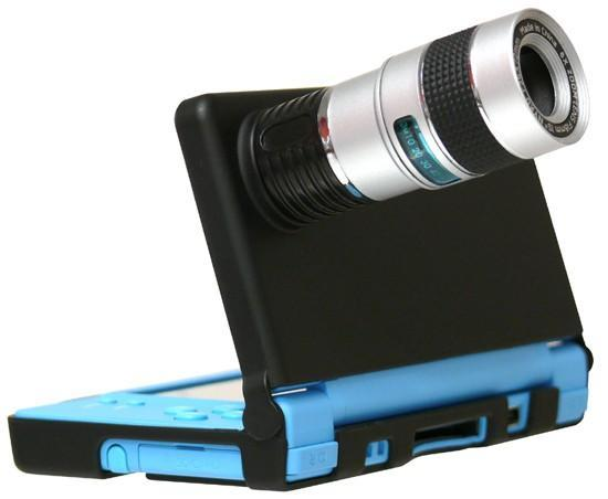 Nyko launches Type Pad Pro for Wii, gonzo Zoom Case for DSi