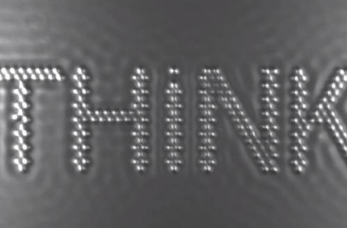 Extreme closeup! IBM makes 'world's smallest movie' using atoms (video)