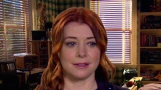 American Reunion: Alyson Hannigan On Jason Biggs