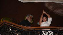 Alia Dons Her Gangubai Avatar During Bhansali's B'day Celebrations