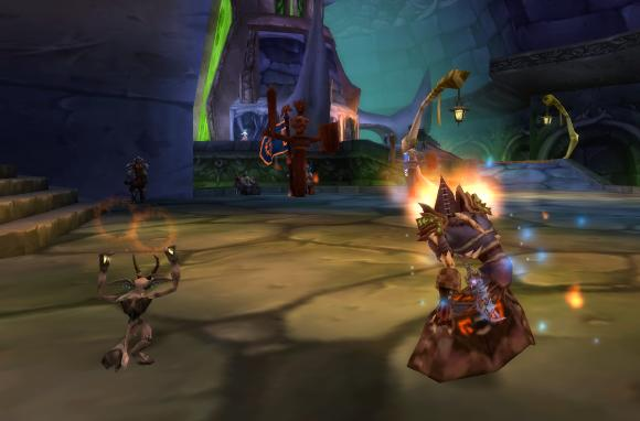 Blood Pact: Conjuring DPS rotations for patch 4.0.1, part 1