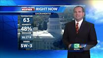 Dirk's Noon Forecast 10.31.13