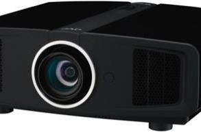 JVC's DLA HD100 1080p D-ILA projector gets reviewed