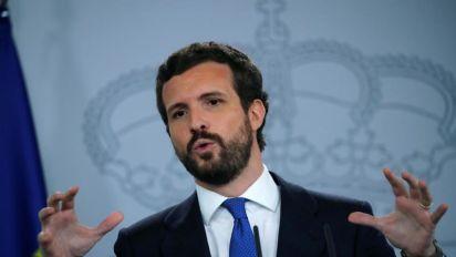 Casado celebra el pacto con Cs en el País Vasco que rechazaba Alonso