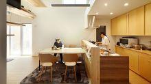 因地制宜的京都簡約住宅,巧妙打造鬧中取靜的舒適氛圍