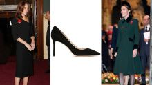 Kate Middleton, Michelle Obama and a Zillion More Celebs Think These Are the Perfect Pumps