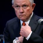 Attorney General Sessions has lukewarm praise for FBI after Trump attack