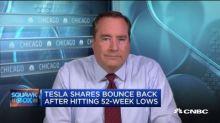 Tesla's financial outlook under scrutiny on Wall Street