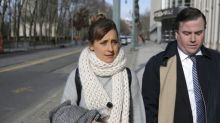 'Smallville' Star Allison Mack Cites Scientology As Defense In Federal Court Case