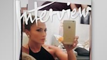 J-Lo, Zayn Malik, Madonna & More Take Selfies For the Cover ofInterview's #ME Issue