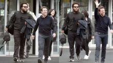 Tom Cruise reaparece con su hijo Connor en Londres
