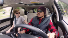 Chance the Rapper poses as undercover Lyft driver to raise money for Chicago public schools