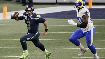 Can Wilson, Seattle keep ahead of NFC West?