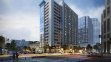 New Orleans developer to mark groundbreaking of 17-story hotel in downtown Tampa
