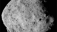 Osiris-Rex: Nasa probe risks losing asteroid sample after door jams