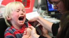 Flu hits kids unusually hard this season