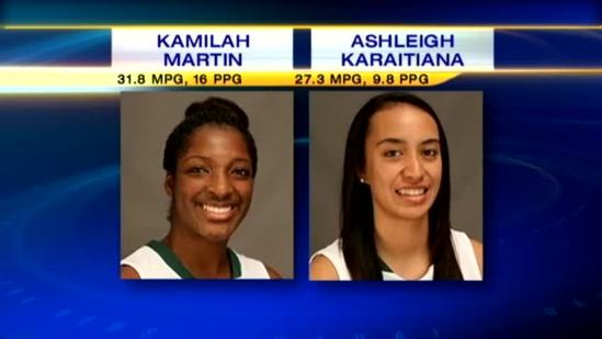 Rainbow Wahine basketball strive for first place