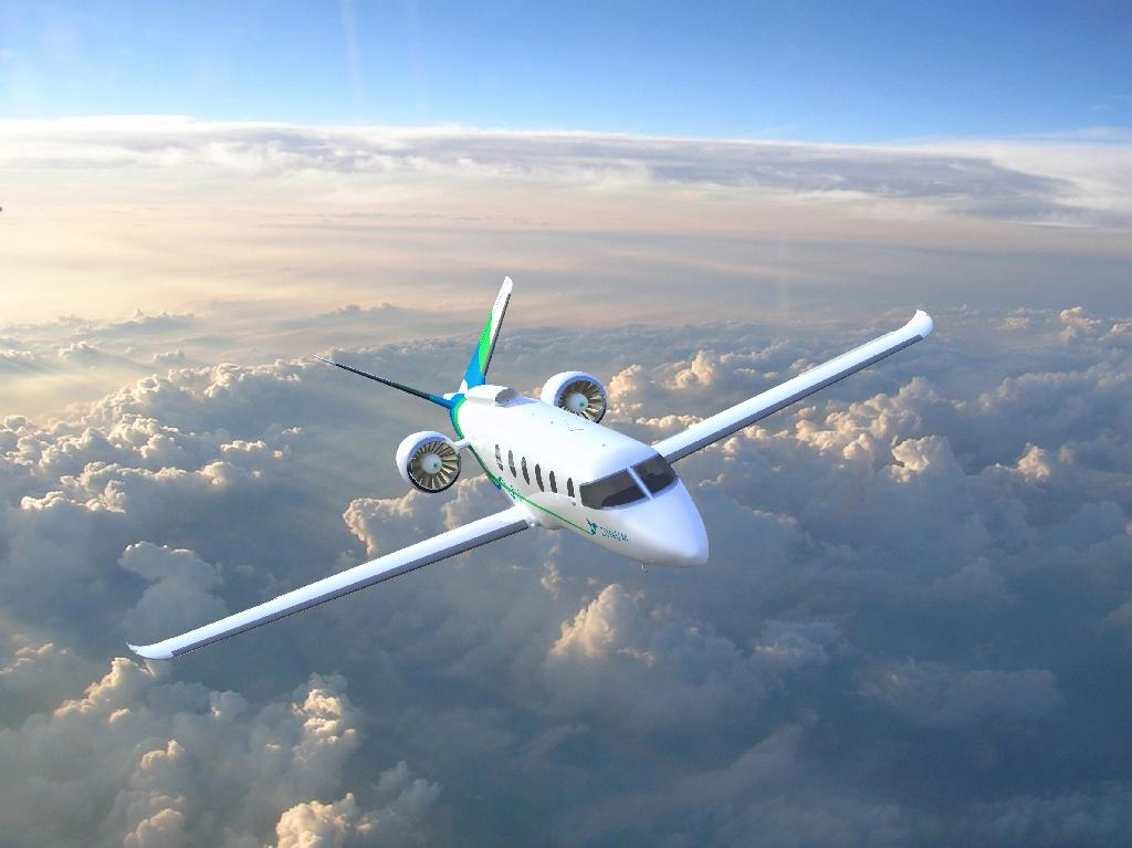Zunum Aero hopes that cheaper operating costs will entice airlines to go electric (AFP Photo/-)